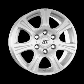 JANTE RC DESIGN RC15 T SILVER 6,5X16 6X130 ET 62 84,1