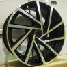 JANTE DEDIK WHEELS DEMO BLACK POLIE 8X18 5X112 ET 45