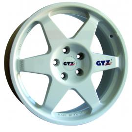 JANTE GTZ CORSE TYPE 2121 WHITE  8X18 5x100ET38