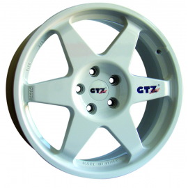 JANTE GTZ CORSE TYPE 2121 WHITE 8X18 5x114,3ET35