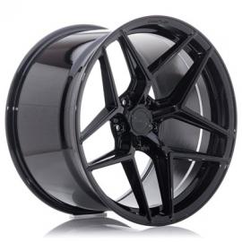 JANTE Concaver CVR2 20x9 ET45 5x112 Platinum Black