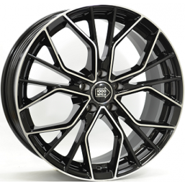 JANTE MILLE MIGLIA 1020 GLOSS BLACK POLISHED 8,5X19 5X112 ET42 66,5