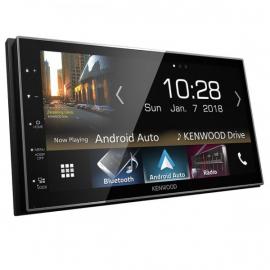 AUTORADIO MUTIMEDIA KENWOOD Apple CarPlay et Android Auto 4 X 50W