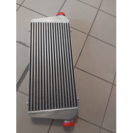 Intercooler aluminium BREEZY 600x280x76mm connections: 63mm