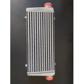 Intercooler aluminium BREEZY 550x300x76mm connections: 63mm