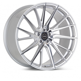 JANTE VOSSEN HF-4T Hybrid Forged SILVER POLISHED