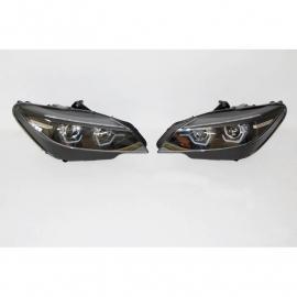 Phare Avant BMW Z4 E89 09-13 Black Drl Xenon