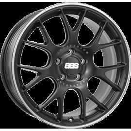JANTE  BBS CHR  Dull Black / Polished 8,5X19 5X130 ET51 71,6