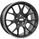 JANTE BBS CHR DULL BLACK / POLISHED 12X19 5X130 ET45 71,6