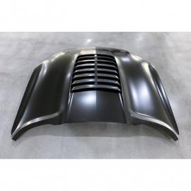 Capot Ford Mustang Look GT500 18-20 Aluminium