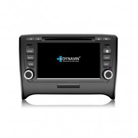 Station multimédia avec navigation et fonction Android Link AUDI TT 2006 à 2013