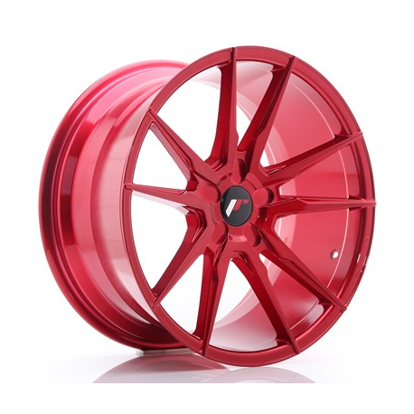 JANTE Japan Racing JR21 19x9,5 ET20-40 5H Blank Plat Red