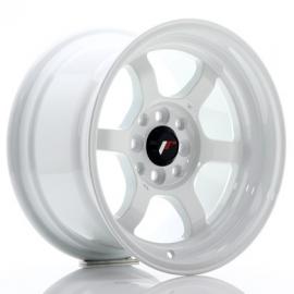 JANTE JR Wheels JR12 15x8,5 ET13 4x100/114 White