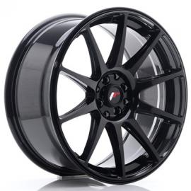 JANTE Japan Racing JR11 18x8,5 ET30 4x108/114,3 Glossy BLACK