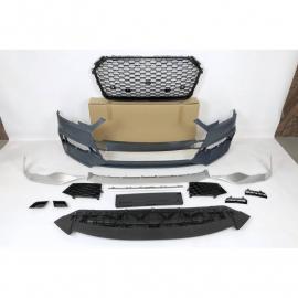 Pare-Choc Avant Audi A4 16-19 B9 Look RS4