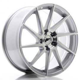 JANTE JR Wheels JR36 19x8,5 ET45 5x112 Silver Brushed Face