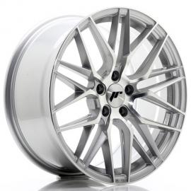 JANTE JR Wheels JR28 18x8,5 ET40 5x120 Silver Machined Face