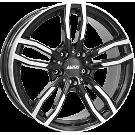 JANTE ALUTEC DRIVE Gloss Black / Polished  8,5X19 5/120 ET38 72,6