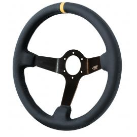 Volant Carrera Pelle noir s racing