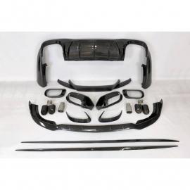 Kit De Carrosserie Mercedes C190/R190 AMG Carbone