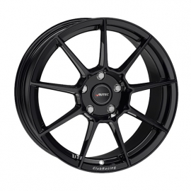 JANTE AUTEC Club Racing Black 8.5 x 18 5X112 ET 46 70