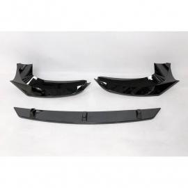 Déflecteur Avant BMW G30 / G31 M-Tech II Noir Brillant