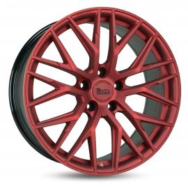JANTE MAM RS4 8,5x19 5X112 ET45 72,6 MATT RED
