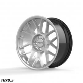 JANTE STROM WHEELS STR2 RC18x8.5ET205x12072,6Quartz Silver
