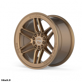 JANTE STROM WHEELS DSDRIFT SERIES 18x9.5ET355x114.3/12072,6Gloss Bronze