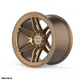 JANTE STROM WHEELS DS DRIFT SERIES18x10.5ET305x114.3/12072,6Gloss Bronze
