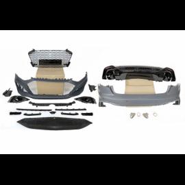 Kit De Carrosserie Audi A4 2020+ Sedan Look RS4