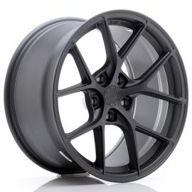 JANTE JR Wheels SL01 18x9,5 ET25 5x120 Matt Gun Metal