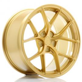 JANTE JR Wheels SL01 18x9,5 ET25-38 5H BLANK Gold