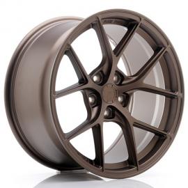 JANTE JR Wheels SL01 18x9,5 ET25 5x120 Matt Bronze