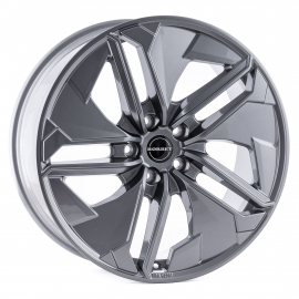 JANTE BORBET TX metal grey glossy 9X20 5X112 ET 45 66,6