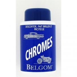 Nettoyant chromes BELGOM 250 ml