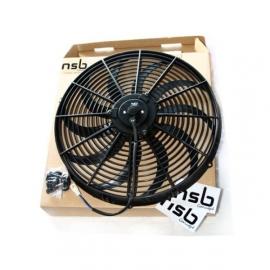 Ventilateur NSB 382mm extra plat épaisseur 55mm, puissance : 160W