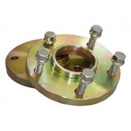 CALES ELARGISSEURS DE VOIE 15MM 5X110 65,1 OPEL CALIBRA / OMEGA/VECTRA/ASTRAG/ZAFIRA/SENATOR/SIGNUM